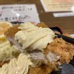 豚菜 - タルタルってよりマヨネーズ