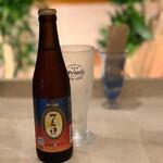 スープ職人が作る創作 島居酒屋 めんば~る - 75ビール