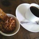 LOG - コーヒーとクッキー3種