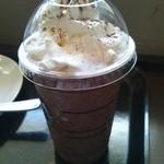 スターバックスコーヒー - ダーク モカ チップ フラペチーノ  490円 2012/08