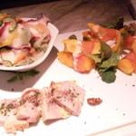 砂漠の薔薇 GINZA - 前菜盛り合わせ2