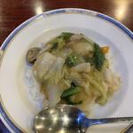 廣州酒家 - R2.12  半中華丼