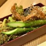 てんぷら小野 - 天丼(お土産)