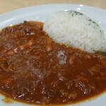 youshokukicchinshato- - ハヤシライス(715円)