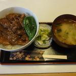 両国総本店 - 鹿丼 \1,500