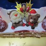AKIRI - 2009 クリスマスケーキ