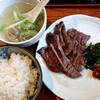 牛たん にし - 料理写真:牛たん定食