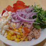 youshokukicchinshato- - salad