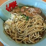 山岡家 - 麺はいつものもの