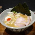 ホームメイド ラーメン 青麦 - 料理写真:清濁(せいだく)