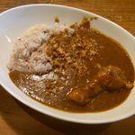 スパイシーカリー クラッチ - チキンカレー[十六穀米]