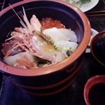 1421022 - 函市丼(海鮮丼)