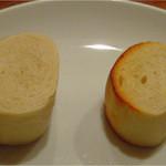 トラットリア ガヴェ - 食べ放題のパン
