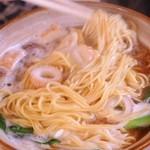 いちかわ食事処酒処 - 料理写真:麺の具合