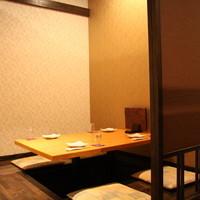 和食家たい勝 - 落ち着いた個室は全室掘りごたつ