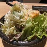 おちょぼ串 - ポテサラ ビッグ!