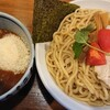麺屋 蕃茄 - 料理写真:トマトチーズつけ麺(大盛り・熱盛り)¥930