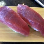 スーパー回転寿司 やまと - マグロ赤身