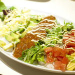 Lily cafe ~リリーカフェ - 七色のTACOライス