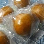 松屋 - 大島饅頭