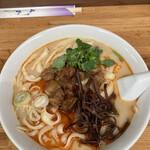 華隆餐館 - 牛肉刀削麺