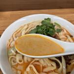 華隆餐館 - スープ