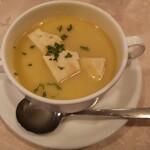 ティンカーベル - コーンスープ