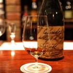 カルバドール - Calvados du Pays d'Auge Rarete