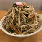 極濃湯麺 フタツメ - 濃厚トマトタンメン(野菜増し)