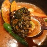 lavi - スープが染みたブロッコリーがうまいっす★