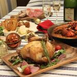 ラ ポスト - 料理写真:12月のスペシャルセット