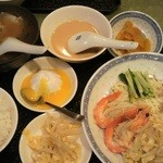 14213782 - ■冷麺セット 1,000円