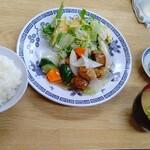 大華飯店 - 料理写真: