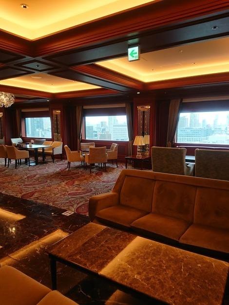 プラザ ラウンジ クラウン 大阪 クラブ ana ホテル