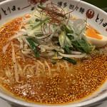 博多担々麺 とり田 - 博多坦々麺