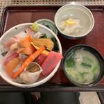 定食や - 料理写真:海鮮どん 1,000円