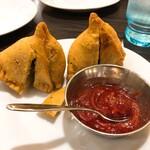 インドレストラン ソフィアマハル - サモサ