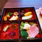 142145789 - 和食のおかずボックス(´▽σ`)σ♪