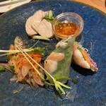 CHUTNEY Asian Ethnic Kitchen - これを3人で分けろというのですか? 少なくて泣きそうになりました。