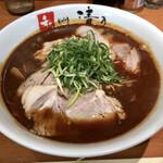 142155756 - 2020.11.16  こってり和歌山チャーシュー麺