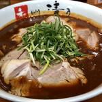 142155759 - 2020.11.16  こってり和歌山チャーシュー麺