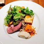 ikariya523 - 前菜盛り合わせ