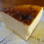 オーガニック ガーデン 茅ヶ崎 - チーズケーキ