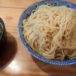 らーめん侘助 - つけめん麺2倍(500グラム)750円+100円=850円