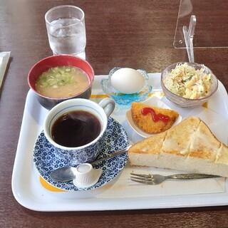道の駅 夜叉ヶ池の里さかうち レストラン - 料理写真:
