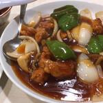 宝華 - 宝華(酢豚ライス)