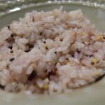 ダイニングカフェコショネ - 五穀米