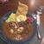 カレー&カフェ スパイスシェリ - 料理写真:2種盛りをお願いしました