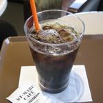 サンマルクカフェ - ドリンク写真:アイスブラック(S)190円