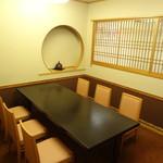 日本料理 いらか - 完全個室のご用意が御座います  4名様~40名様迄    ※料理規定あり